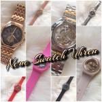 SWATCH Uhren - meine neuen Schätze!