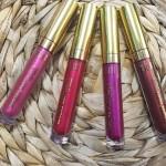 MILANI Amore MATTALLICS | Dupe zu Kylie Jenner Liquid Lipsticks? [Review]